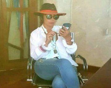 Moria Casán fue demorada en Montevideo por Interpol