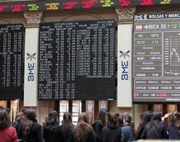 Bolsas europeas registraron su mejor semana en 2 meses