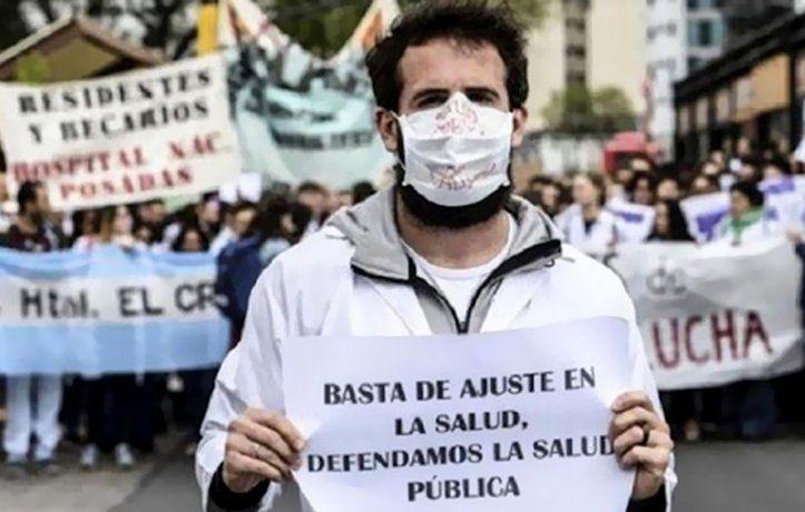 El personal de salud de Jujuy cobrará 14.000 pesos durante tres meses en reconocimiento a su labor.
