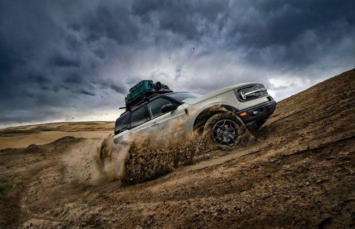 Ford Bronco, un SUV ideal para la aventura y el off road