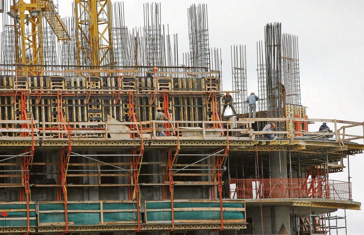 El costo de la construcción se aceleró a 3% en septiembre.