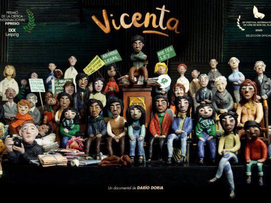 En el marco del debate sobre el aborto, llega el documental Vicenta en la plataforma Contar
