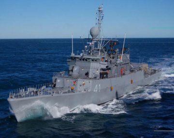 La Armada recibirá el primer buque reparado a través del Fondef