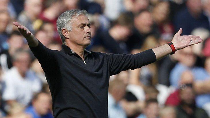 Mourinho acumula u$s98.8 millones por sus despidos.