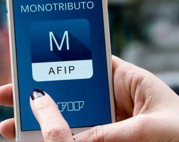 La titular de AFIP, Mercedes Marcó del Pont, aseguró que el proyecto de ley impulsado por el oficialismo preve una recategorización desde el mes de julio.