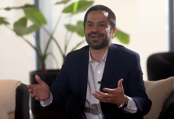Juan José Bonora, Vicepresidente de Huawei Technologies Argentina