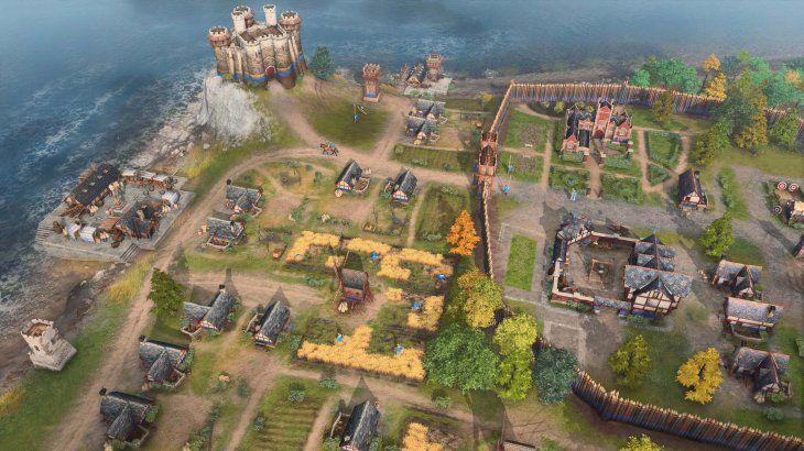 El Age of Empires IV está cada vez más cerca