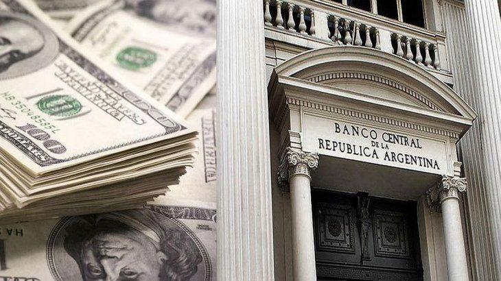 Reservas del Banco Central.