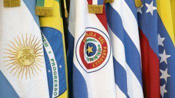Argentina plantea como prioritario las tratativas del bloque con Sudamérica y América Central