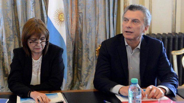 Luego de la denuncia del gobierno nacional por el armamento enviado a Bolicia, Bullrich y Macri imputados