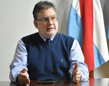 El intendente de Concordia recibió a funcionarios nacionales