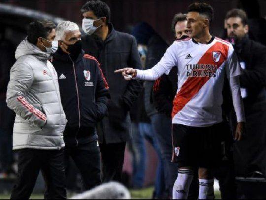 Malas noticias para River y Gallardo: Matías Suárez será operado y no jugará hasta 2022