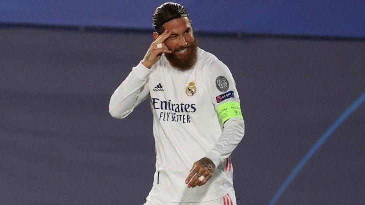 ¿Se va? La millonaria oferta que recibió Sergio Ramos del PSG