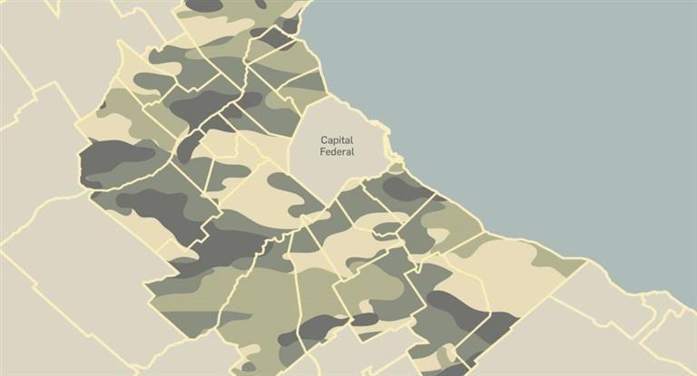 Los municipios de la zona norte son aquellos que más recursos perciben.