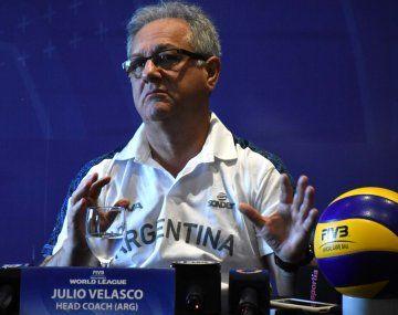 Velasco se mostró muy conmovido por las muertes de Maradoa y Griguol.