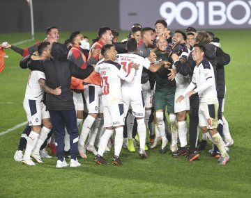 Independiente, pura emoción. El Rojo le ganó a Estudiantes por penales.