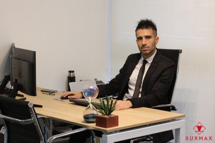Omar De Lucca, CFO de Agropecuaria Surmax.
