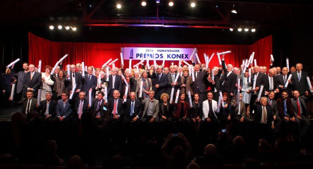 Konex premió a 100 de las figuras más destacadas de la década
