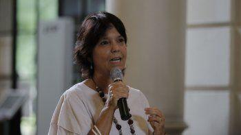 La titular de la Administración Federal de Ingresos Públicos (AFIP), Mercedes Marcó del Pont.