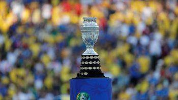 La Copa América perdió cuatro sponsor.