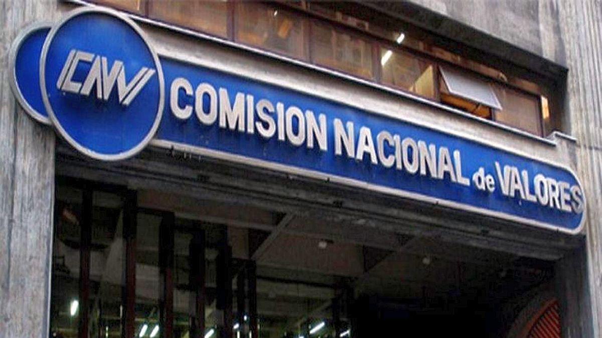 CNV suspende sociedad de bolsa por realizar operaciones de CCL y MEP fuera de normativa