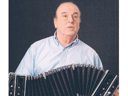 Raúl Garello. Una vasta y notable carrera, que se inició a sus 18 años.