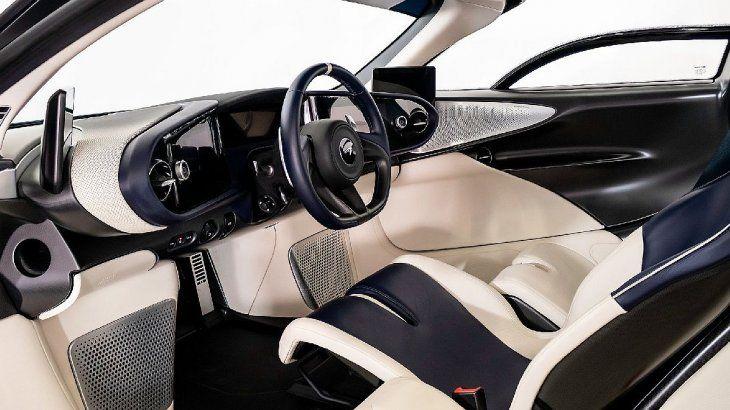 El Speedtail lo vende la agencia Tomini Classics en Dubai a u$s3.495.000.