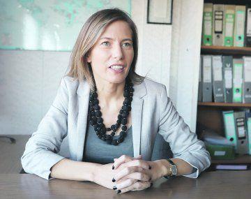 Carolina Castro se suma a la lista de Florencio Randazzo de cara a las elecciones legislativas.