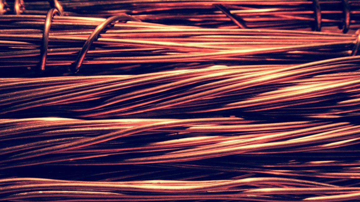 El precio del cobre es récord y da buenas señales sobre la recuperación de la economía