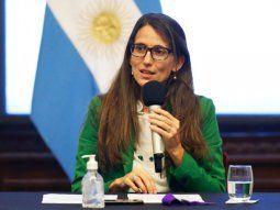 Gómez Alcorta cree que el proyecto de interrupciónvoluntaria del embarazo esta vez puede ser ley.