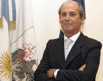 Carlos Ignacio Allende, nuevo presidente del Colegio de Escribanos de la Ciudad de Buenos Aires.
