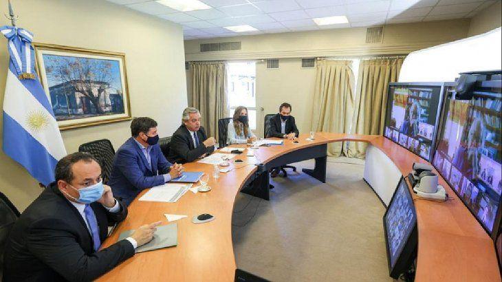 Alberto Fernández No puede ser que esta oportunidad de desarrollo se convierta en un aumento de precios
