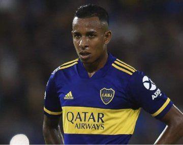 Sebastián Villa fue sancionado por Boca.