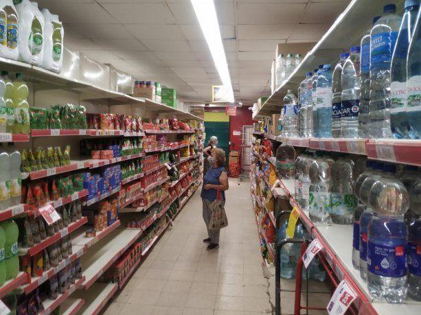 Inflación de febrero se ubicaría en torno al 3,6% (alimentos más de 4%)