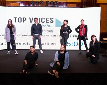 Se realizó la segunda edición de Top Voices en Español