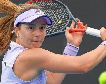 La rosarina Nadia Podoroska jugará en los octavos de final del WTA 250 de Guadalajaraante la italiana Elisabetta Cocciaretto (134).