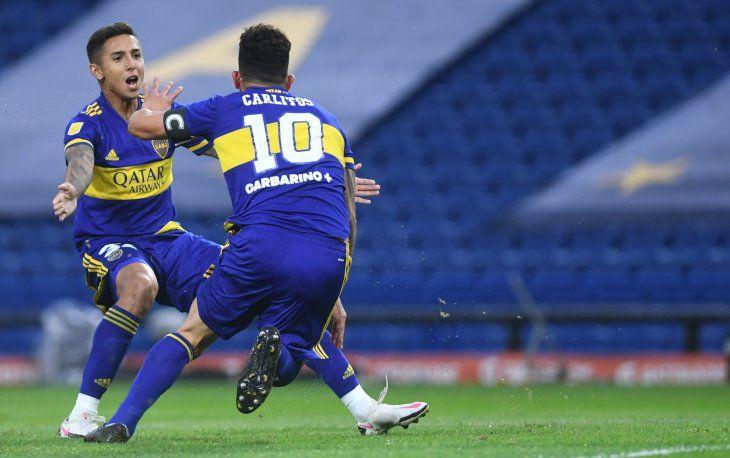 Lo único positivo: Boca eliminó a River por penales