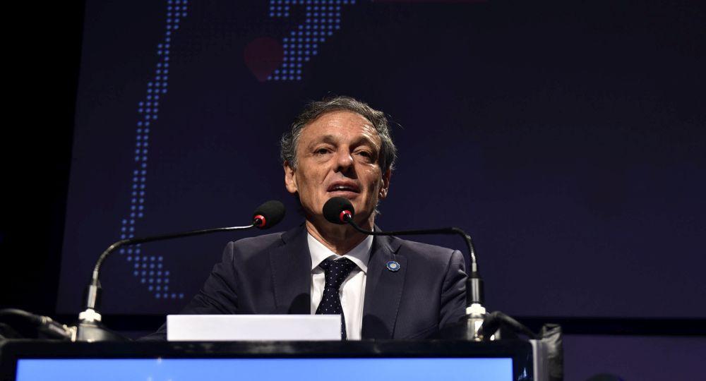 Cabrera pidió favorecer la inversión