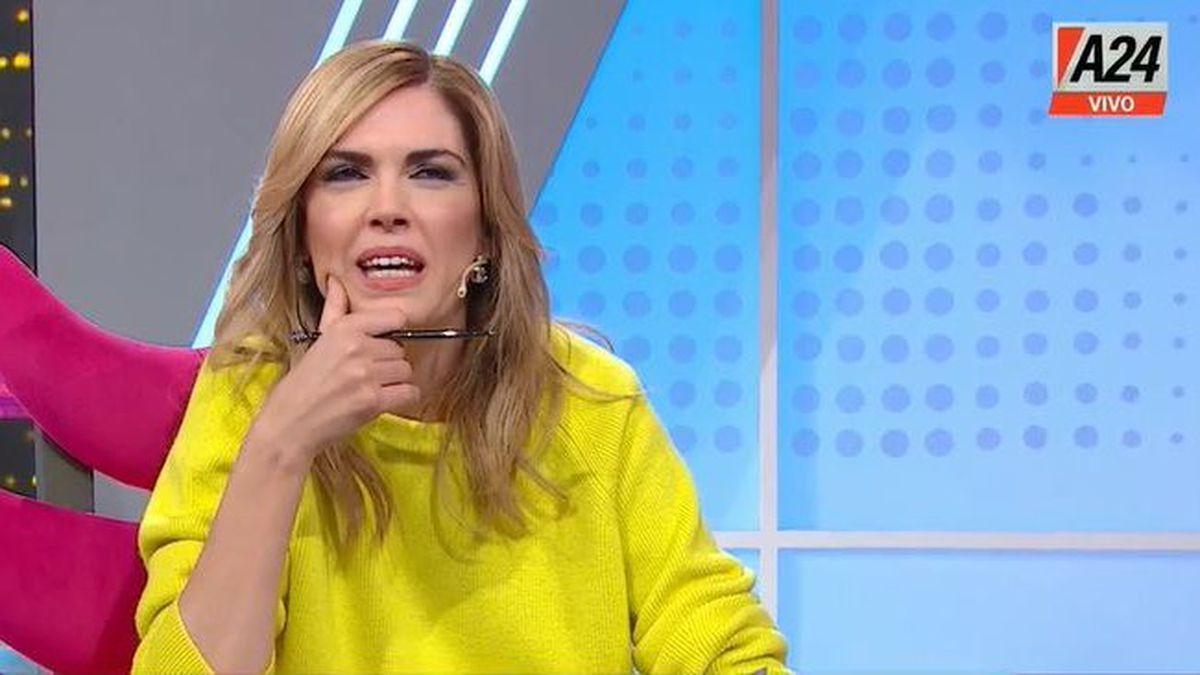 Sospechan que Viviana Canosa hizo su programa pese a tener Covid