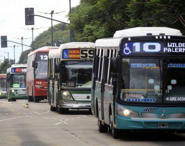 El reparto de subsidios al transporte, una discusión que recrudeció en las últimas semanas.