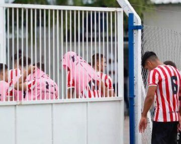 Insólito: invasión de abejas obligó a suspender la Reserva de Central Córdoba y Estudiantes
