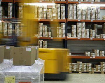 La logística, una parte fundamental en la cadena de abastecimiento.