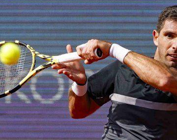 Delbonis ya está en cuartos del ATP de Belgrado.