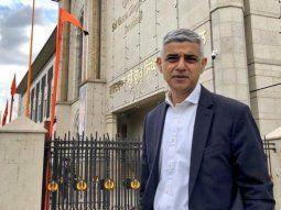 Londres reeligió a su alcalde con un amplio apoyo