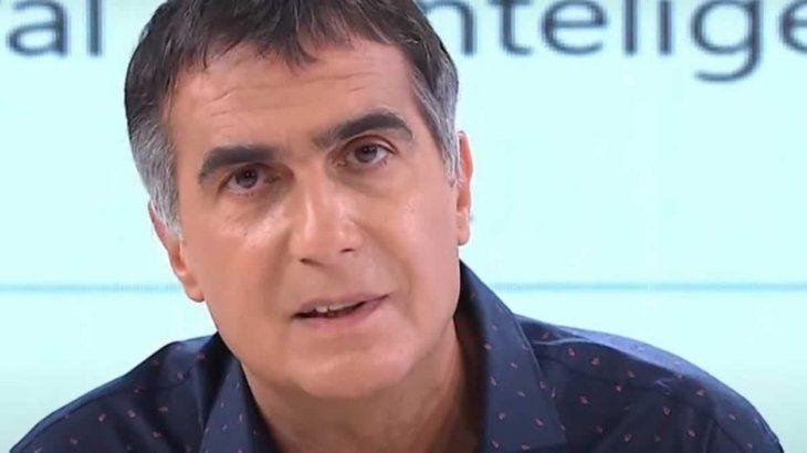 Antonio Laje.