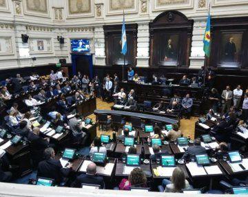 La Legislatura bonaerenses renovará la mitad de sus bancas en las próximas elecciones