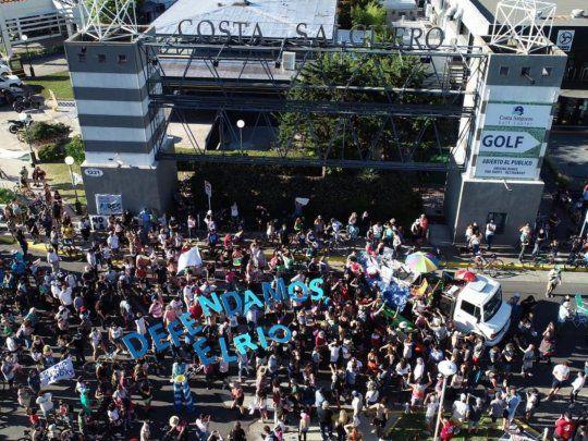 Audiencia pública por Costa Salguero: participación récord, duras críticas  al proyecto y pedidos de más verde