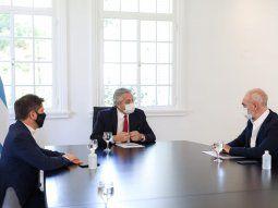 Los dirigentes del AMBA volverán a sentarse con Alberto Fernández para coordinar medidas de cara al avance del coronavirus.