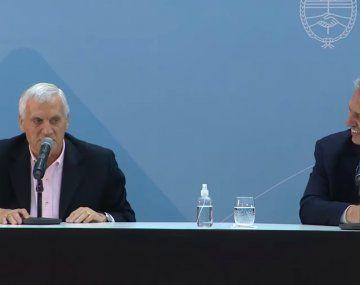 El secretario general de la Unión Obrera Metalúrgica (UOM) apoyó al Presidente luego de la derrota del oficialismo en las PASO.