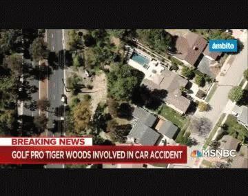 Tiger Woods no recibirá cargos por manejo imprudente tras su accidente en Los Ángeles.
